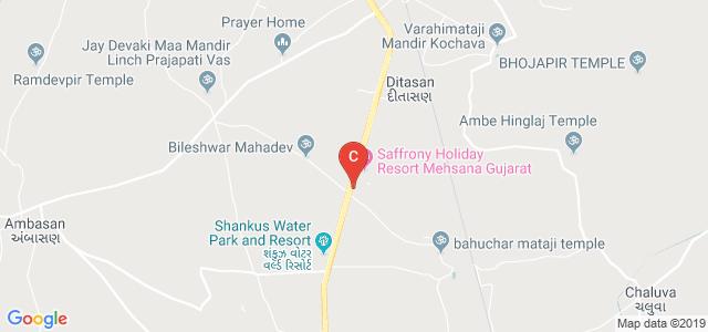 SAFFRONY INSTITUTE OF TECHNOLOGY, Linch, Gujarat, India