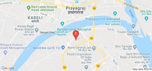 Vaugh Institute of Agricultural Engineering & Technology, Naini, Allahabad, Uttar Pradesh, India