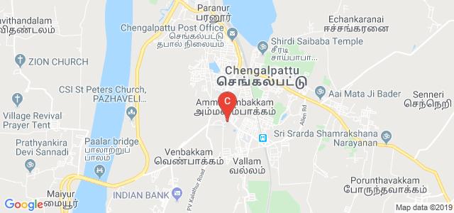 Government Chengalpattu Medical College, VOC Nagar, Chengalpattu, Tamil Nadu, India