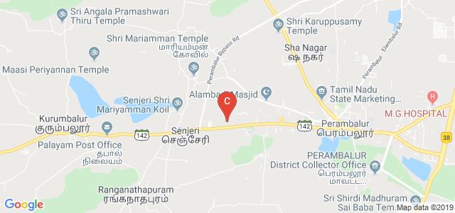 Dhanalakshmi Srinivasan Engineering College, Perambalur, Tamil Nadu, India