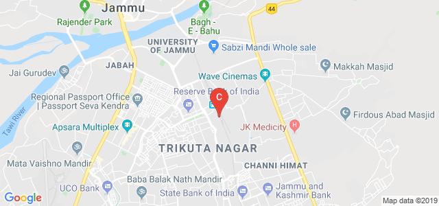 Trikuta Nagar, Jammu 180012