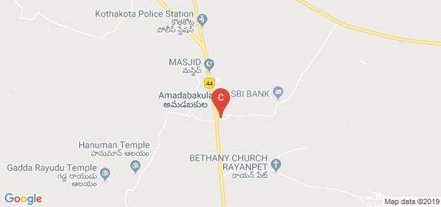Manasa College of Education, Bangalore - Hyderabad Highway, Telangana, India