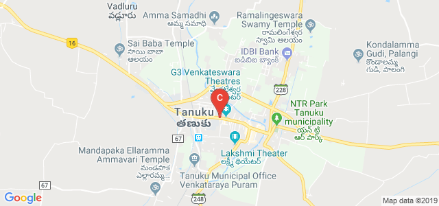 SCIM Govt. Degree & PG College, Rastrapathi Road, Venkatarayapuram, Tanuku, Andhra Pradesh, India