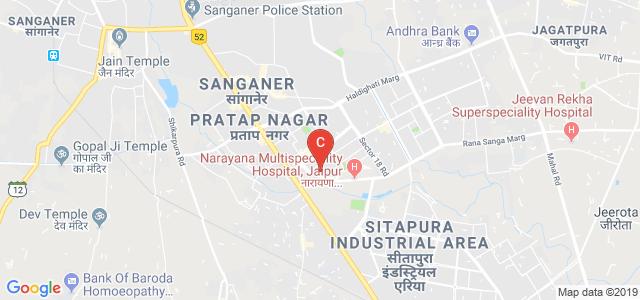 IILM Academy of Higher Learning Jaipur, Kumbha Marg, Pratap Nagar, Sanganer, RHB Colony, Sector 10, Jaipur, Rajasthan, India