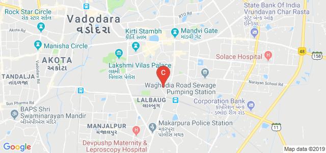 C. K. Shah Vijapurwala Institute of Management, Goya Gate Circle, Pratapnagar, Bakrawadi, Navapura, Vadodara, Gujarat, India