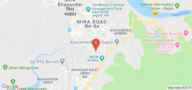 N. L. Dalmia Institute of Management Studies and Research, Srishti Road, Sector 1, Mahajan Wadi, Mira Road East, Mumbai, Maharashtra, India
