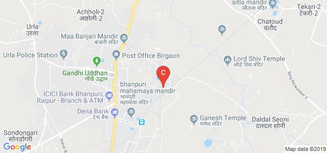 CIPET RAIPUR, Industrial Area, Bhanpuri, Raipur, Chhattisgarh, India