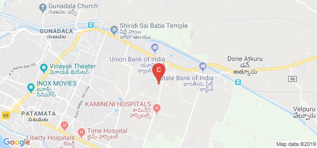 CIPET Vijayawada, 100 Feet Road, Enikepadu, Vijayawada, Andhra Pradesh 520007, India