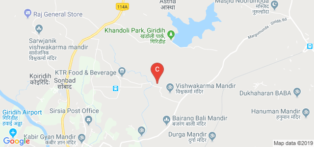 Khandoli Institute of Technology, Giridih, Giridih, Jharkhand, India