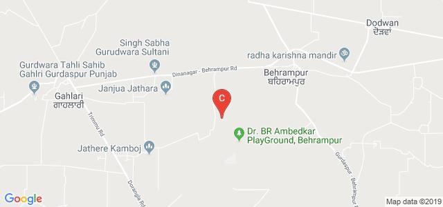 Gurdaspur, Punjab 143532, India