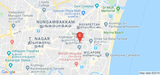 Institute for Financial Management and Research, TT Krishnamachari Road, Parthasarathypuram, Alwarpet, Chennai, Tamil Nadu, India