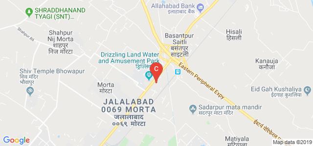Institute of Advanced Management & Research, National Highway 58, Duhai, Ghaziabad, Uttar Pradesh, India