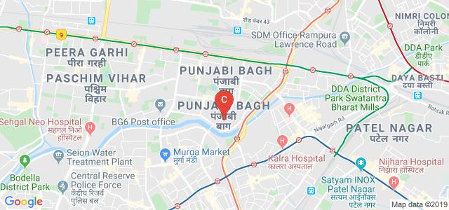 Guru Nanak Institute of Management, West Punjabi Bagh, Punjabi Bagh, Delhi, India