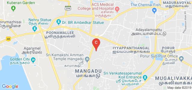 Indus Seafarers Training Academy, Padmavathi Nagar, Kamatchiamman Nagar, Poonamallee, Chennai, Tamil Nadu, India
