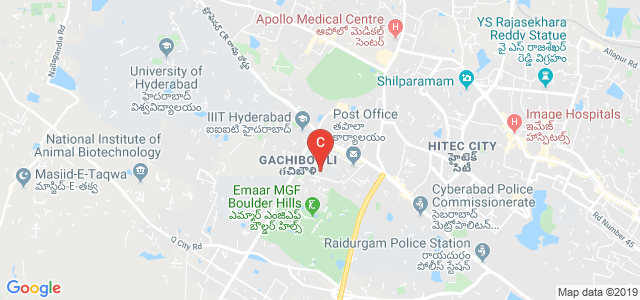 Environment Protection Training and Research Institute, Indira Nagar, Gachibowli, Hyderabad, Telangana, India