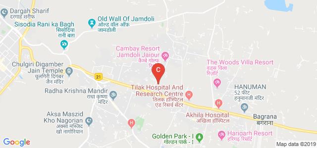 The ICFAI University, Jaipur, Agra Road, Jamdoli, Jaipur, Rajasthan, India