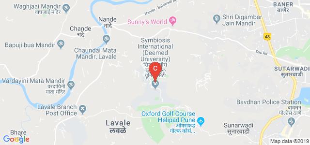 Symbiosis School of Banking and Finance, Symbiosis Knowledge Village, Symbiosis Campus Path, Lavale, Pune, Maharashtra, India