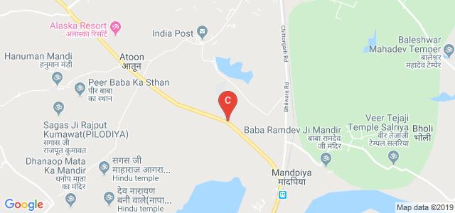 Sangam University, National Highway 79, Atoon, Bhilwara, Rajasthan, India
