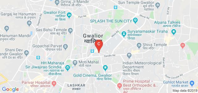 Gwalior Interstate Bus Stand, Thatipur, LNUPE Campus, Gwalior, Madhya Pradesh, India
