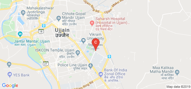 Vikram University, Ujjain, Madhya Pradesh, India