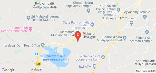 Dhanalakshmi Srinivasan College Of Engineering, Navakkarai, Coimbatore, Coimbatore, Tamil Nadu, India