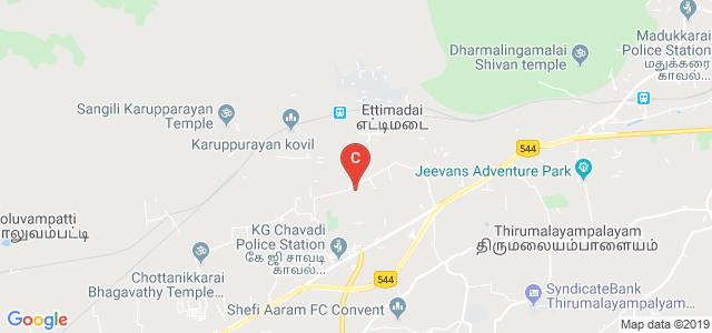 Sri Venkateswara Institute of Information Technology and Management, Boluvampatti, Tamil Nadu, India