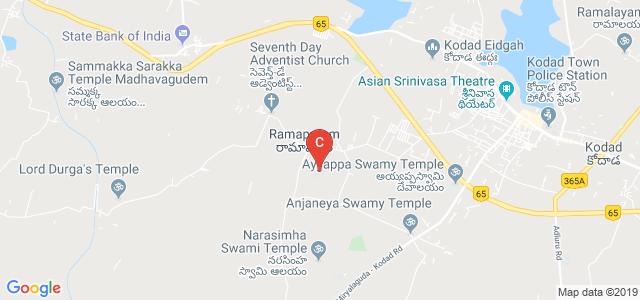 Gandhi Academy of technical Education, Kodad, Nalgonda, Telangana, India