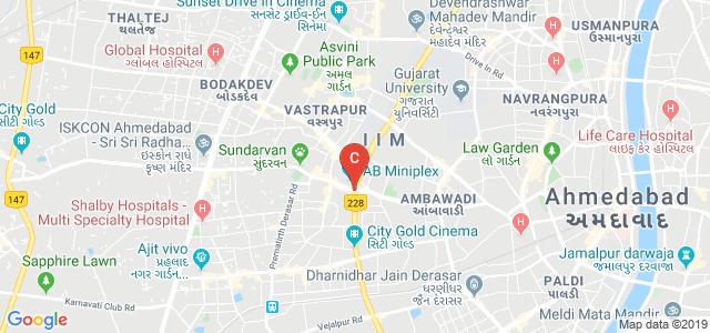 Ambawadi, Ahmedabad, Gujarat 380015, India