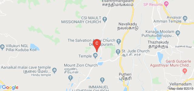 Amrita Polytechnic College, Amritagiri, Post, Eracha Kulam, Kanyakumari, Tamil Nadu, India