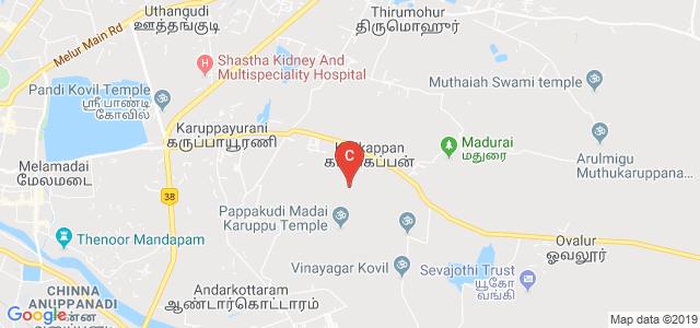 Sri Solamalai Polytechnic College, Kalikappan, Madurai, Tamil Nadu, India