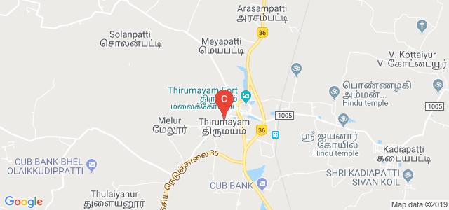 Chendhuran Polytechnic College, Thirumayam, Pudukkottai, Tamil Nadu, India