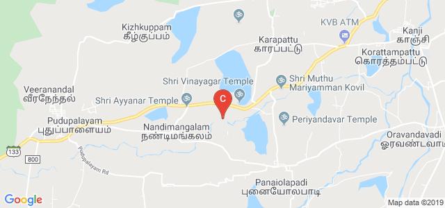 GOVERNMENT POLYTECHNIC COLLEGE, Polur-Chengam Rd, Karapattu, Tiruvannamalai, Tamil Nadu, India