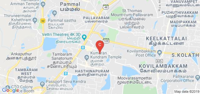 IRT Polytechnic College, Bharatha Matha Street, Bharathipuram, Chromepet, Chennai, Kanchipuram, Tamil Nadu, India