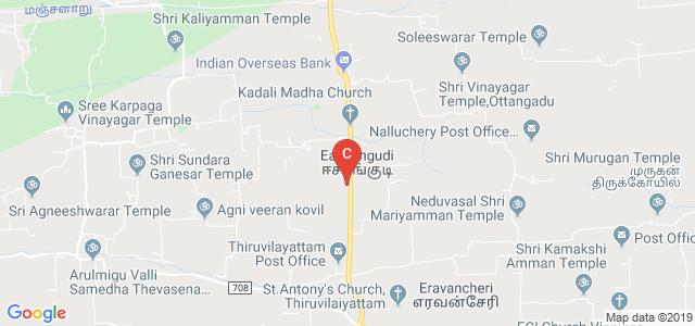Vasanthamurugu, Polytechnic, State Highway 149, Thiruvillaiyattam, Nagapattinam, Tamil Nadu, India