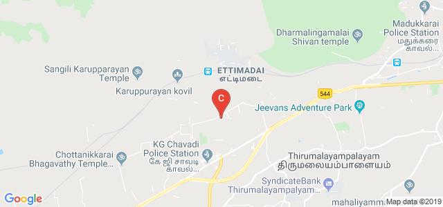 Sri Venkateswara College of Computer Applications and Management, Ettimadai, Coimbatore, Tamil Nadu, India