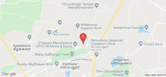 Roever Institute of Management, Perambalur, Tamil Nadu, India