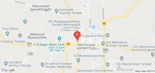 A.R.J. Institute of Management Studies, Mannargudi, Tamil Nadu, India