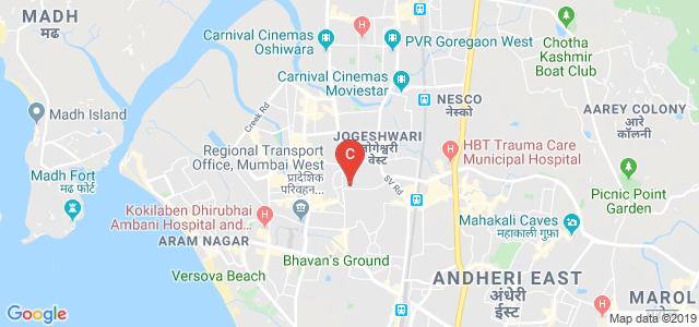 Zee Institute of Creative Art, Veera Desai Road, Extn, Andheri West, Mumbai, Maharashtra, India