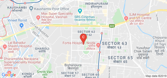 Delhi Metropolitan Education, Block B, Industrial Area, Sector 62, Noida, Uttar Pradesh, India