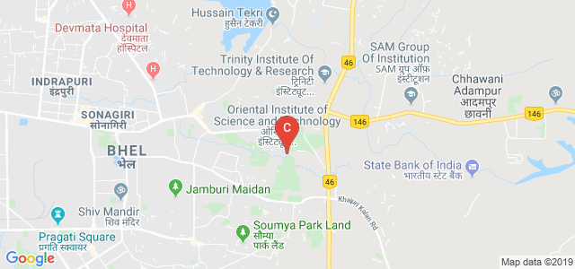 NRI Vidyadayini Institute of Science, Management and Technology, Raisen Rd, Gopal Nagar, Bhopal, Madhya Pradesh, India