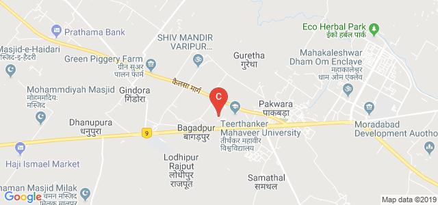 Teerthanker Mahaveer University, Moradabad, Uttar Pradesh, India