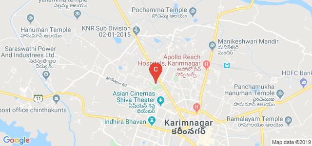 S.R.R. GOVT. ARTS & SCIENCE COLLEGE, Jagtial - Karimnagar Road, Vivekananda Puri, Karimnagar, Telangana, India