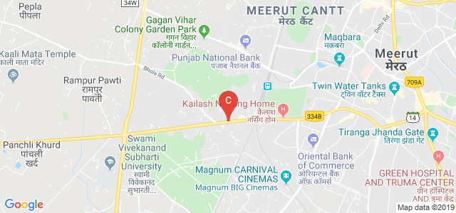Shri Balaji Degree College, Malyana, Meerut, Uttar Pradesh, India