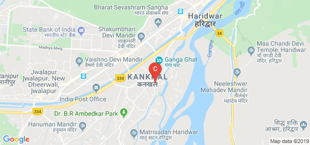 Kankhal, Haridwar, Uttarakhand 249408, India