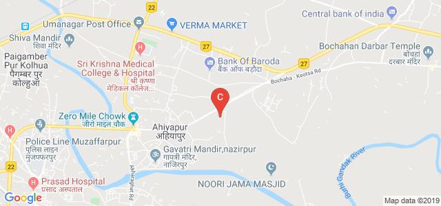 Muzaffarpur, Bihar 842001, India