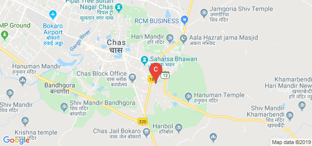 S S College, Bhawani Pur Site, Chas, Jharkhand, India