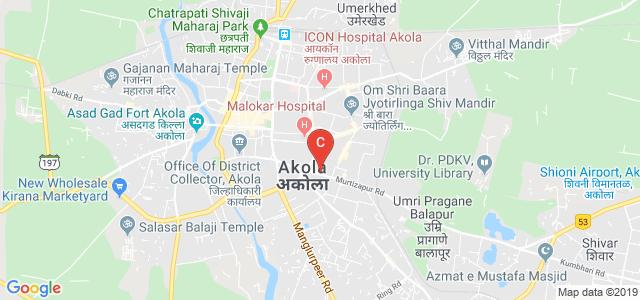 Smt. Radhadevi Goenka Mahila Mahavidyalaya, Shastri Nagar, Akola, Maharashtra, India