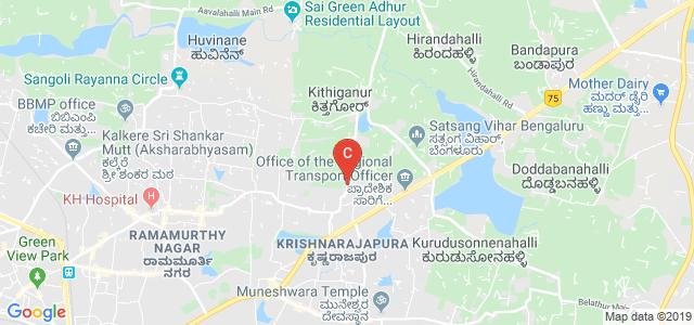 Garden City University - Campus, Kithaganur Main Road, Battarahalli, Bengaluru, Karnataka, India