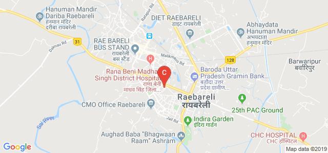 Feroze Gandhi College, Kutchery Road, Indira Nagar Awas Vikas Colony, Indira Nagar, Raebareli, Uttar Pradesh, India