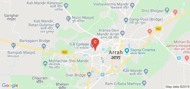 Maula Bagh, Arrah, Bihar 802301, India
